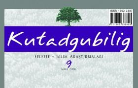 Kutadgubilig 9